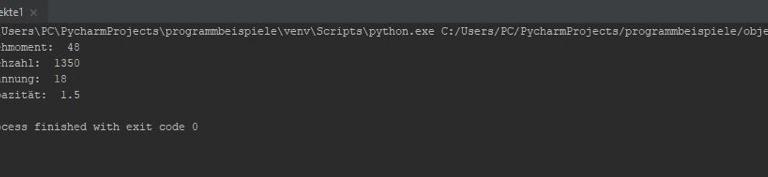 Modularisierung und Objektorientierung in Python