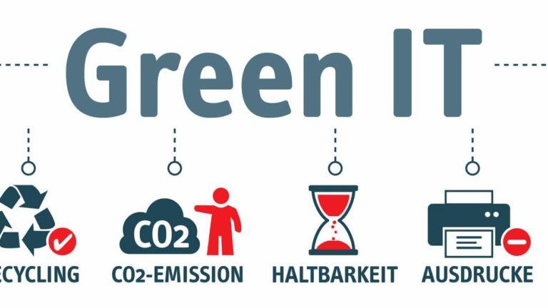 Was ist eigentlich Green IT?